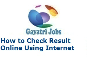 How to Check Result Online Using Internet
