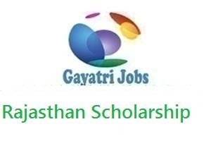 Rajasthan Scholarship