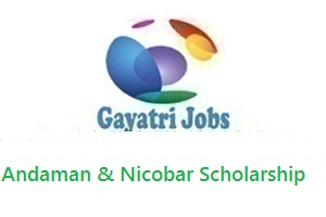 Andaman & Nicobar Scholarship