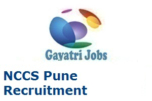 NCCS Pune Recruitment