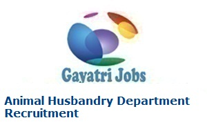 Animal Husbandry Department Recruitment
