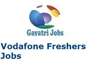 Vodafone Freshers Jobs