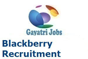 Blackberry Recruitment