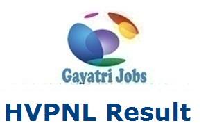 HVPNL Result