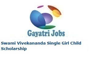 Swami Vivekananda Single Girl Child Scholarship