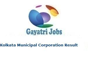 Kolkata Municipal Corporation Result
