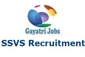 SSVS Recruitment