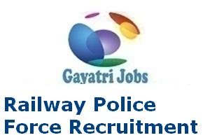 Railway Police Force Recruitment