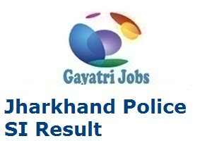 Jharkhand Police SI Result