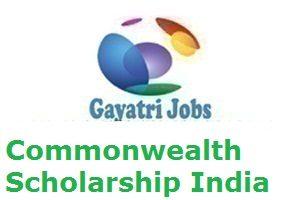 Commonwealth Scholarship India