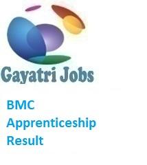 BMC Apprenticeship Result 2019 NCVT MIS Result Sheet