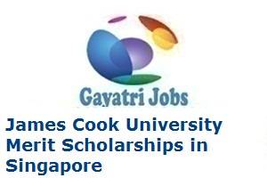 James Cook University Merit Scholarships in Singapore