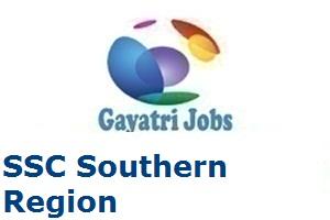 SSC Southern Region Recruitment