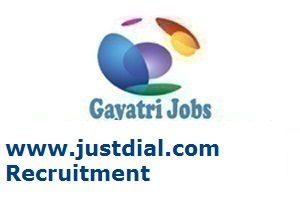 www.justdial.com Recruitment