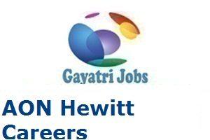 AON Hewitt Careers