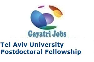 Tel Aviv University Postdoctoral Fellowship