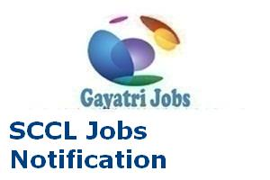 SCCL Jobs Notification