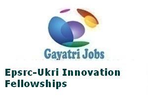 Epsrc-Ukri Innovation Fellowships