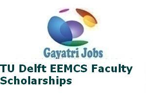 TU Delft EEMCS Faculty Scholarships