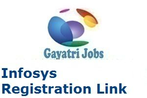 Infosys Registration Link