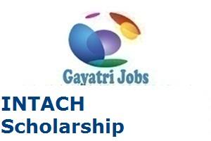 INTACH Scholarship