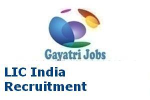 LIC India Recruitment