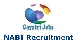 NABI Recruitment