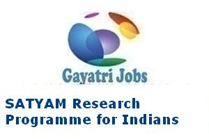 SATYAM Research Programme for Indians