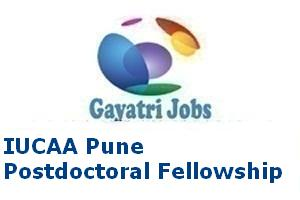 IUCAA Pune Postdoctoral Fellowship