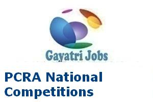 PCRA National Competitions