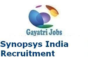 Synopsys India Recruitment