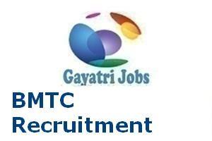 BMTC Recruitment