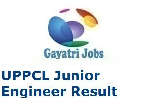 UPPCL Junior Engineer Result