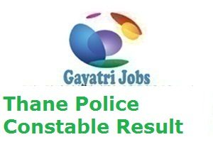Thane Police Constable Result