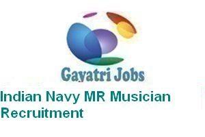 Indian Navy MR Musician Recruitment