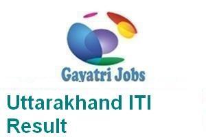 Uttarakhand ITI Result