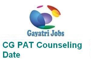 CG PAT Counseling Date