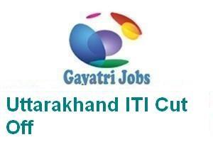 Uttarakhand ITI Cut Off