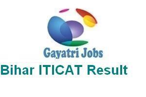 Bihar ITICAT Result