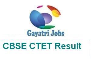 CBSE CTET Result
