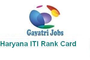 Haryana ITI Rank Card