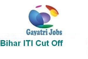 Bihar ITI Cut Off