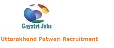 Uttarakhand Patwari Recruitment 2019 Notification Eligibility