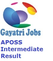 APOSS Intermediate Result