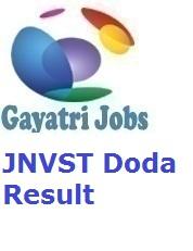 JNVST Doda Result