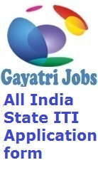 All India State ITI Application form