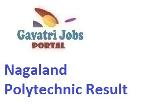 Nagaland Polytechnic Result