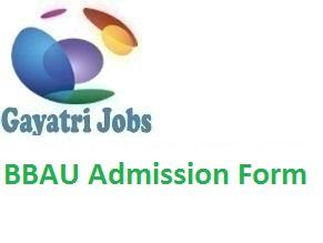 BBAU Admission Form