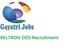 beltron deo recruitment 2019 for data entry operator posts