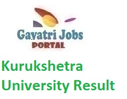 Kurukshetra University Result